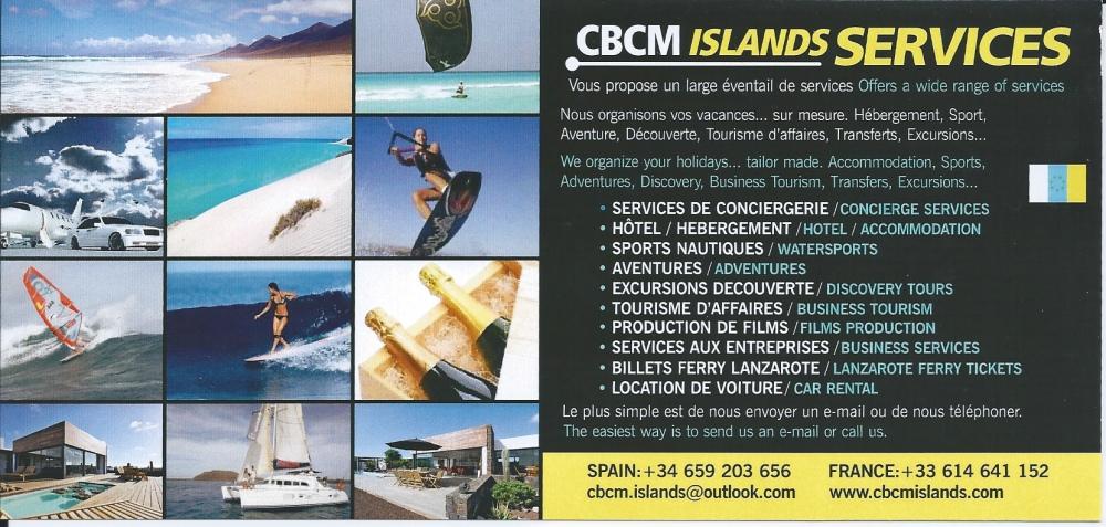 CBCM Islands SERVICES